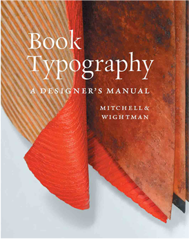 Book Typography cover