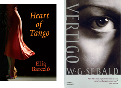 Heart of Tango and Vertigo books